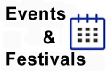 Perth Central Events and Festivals Directory